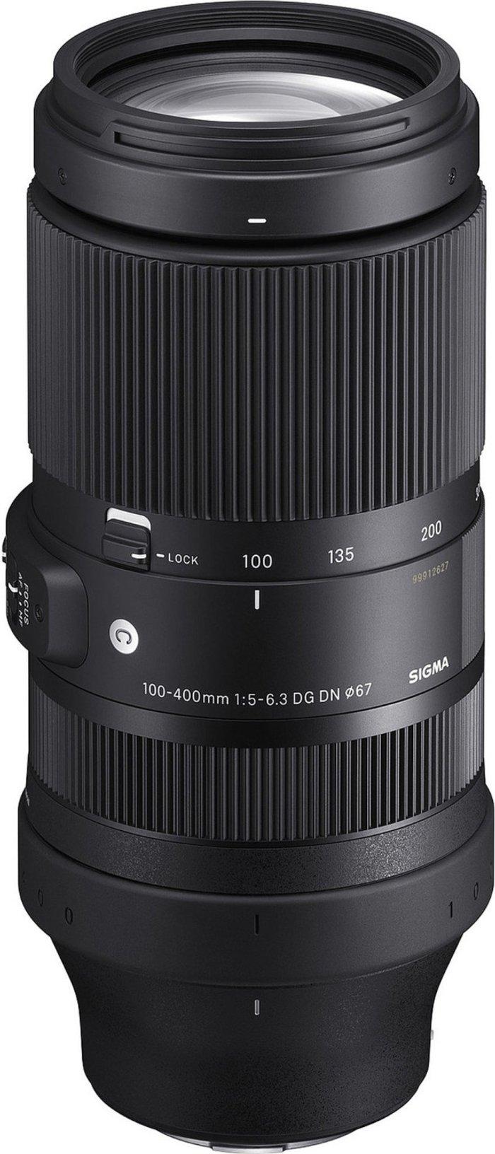 Sigma Sigma 100-400mm f5-6.3 DG DN OS Contemporary Sony E