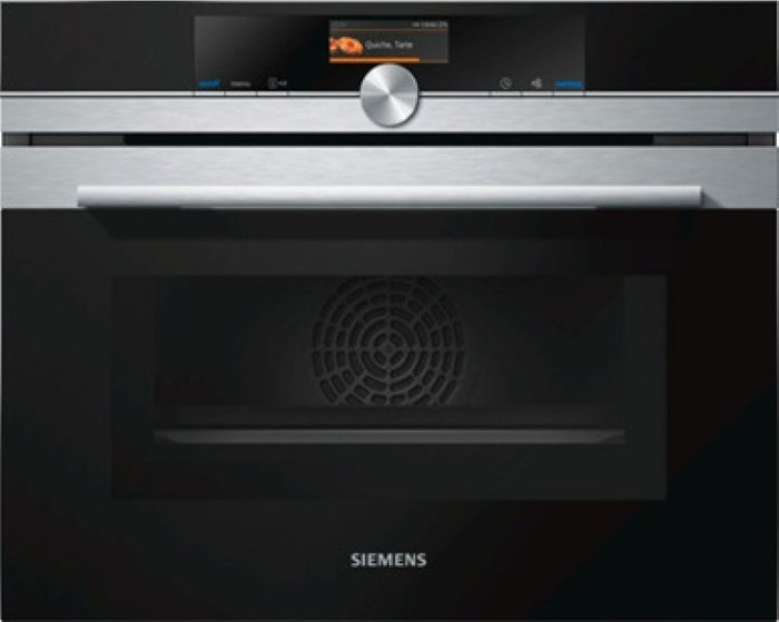 Siemens Siemens CM676GBS6B Compact Oven