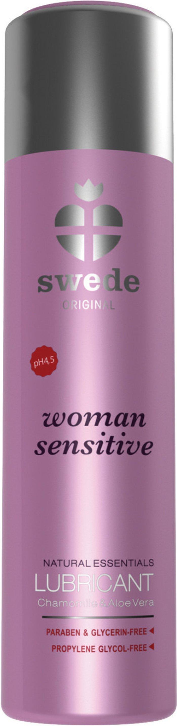 Swede Swede Woman Sensitive