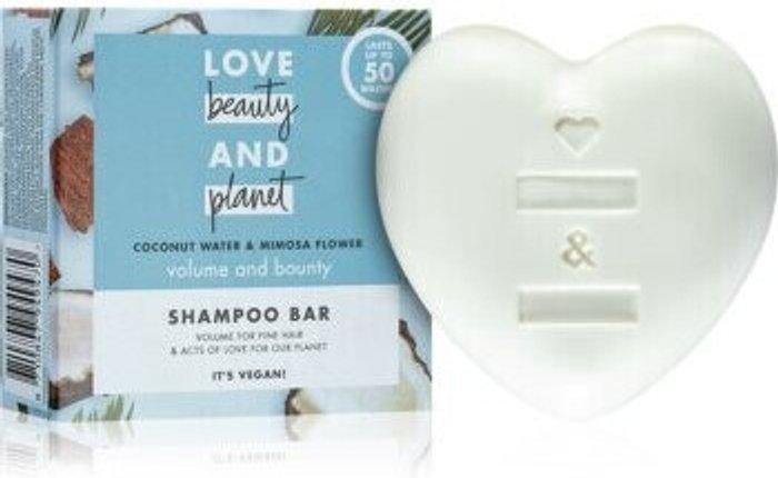 Love Beauty & Planet Love Beauty & Planet Shampoo Bar Volume and Bounty (90g)