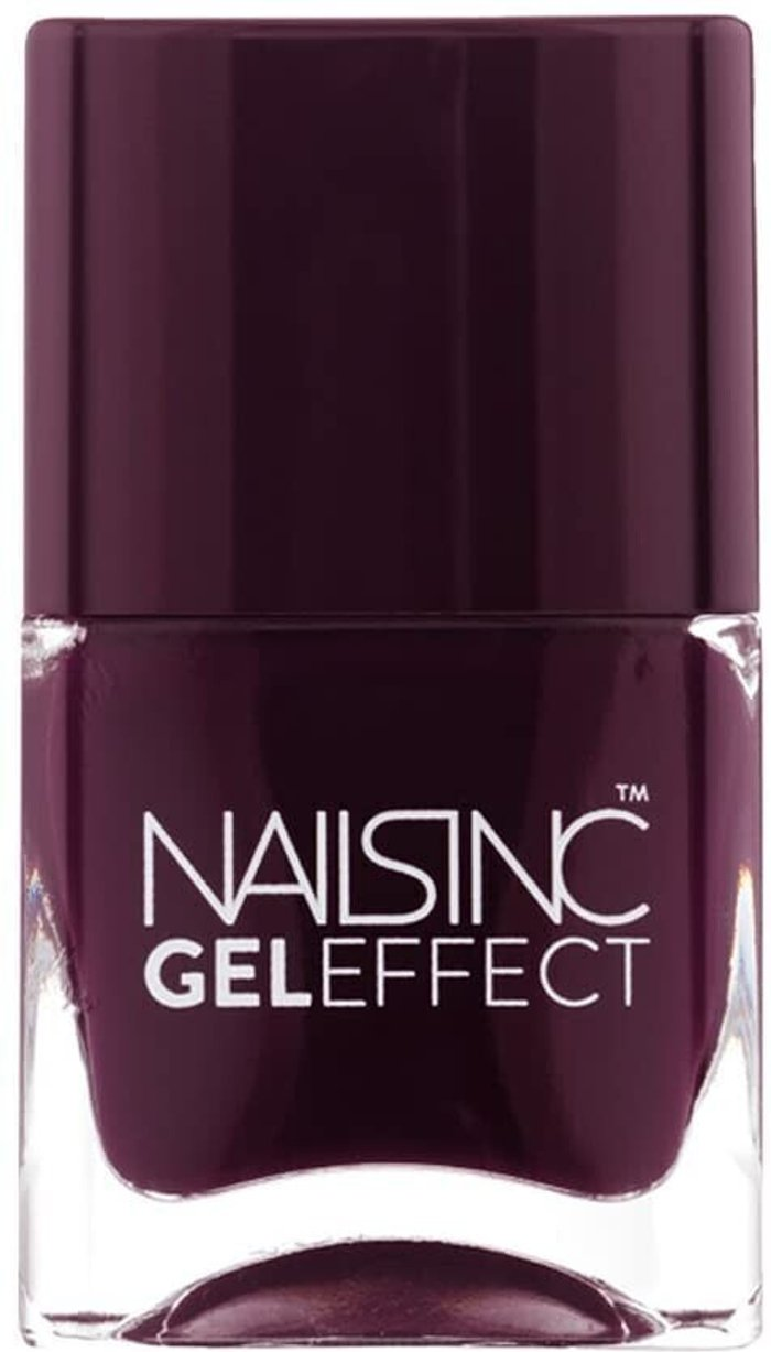 Nails Inc. Nails Inc. Gel Effect Nail Lacquer 14ml Grosvenor Crescent