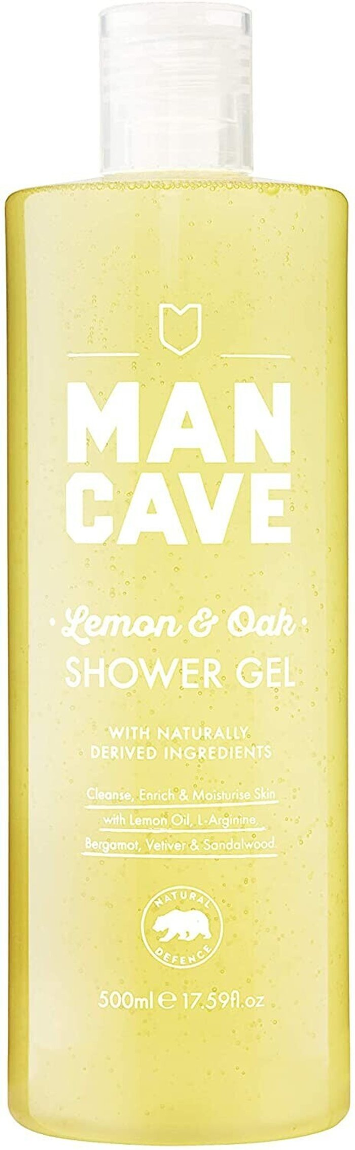 ManCave ManCave Man Cave Lemon Oak Shower Gel