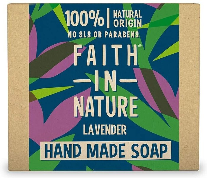 Faith in Nature Faith in Nature Lavender Hand Made Soap 100g