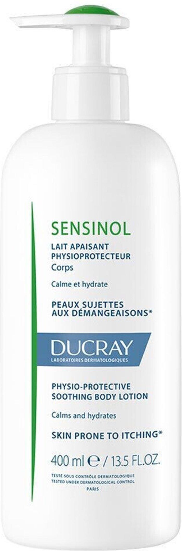 Ducray Ducray soothing milk Sensinol (400ml)
