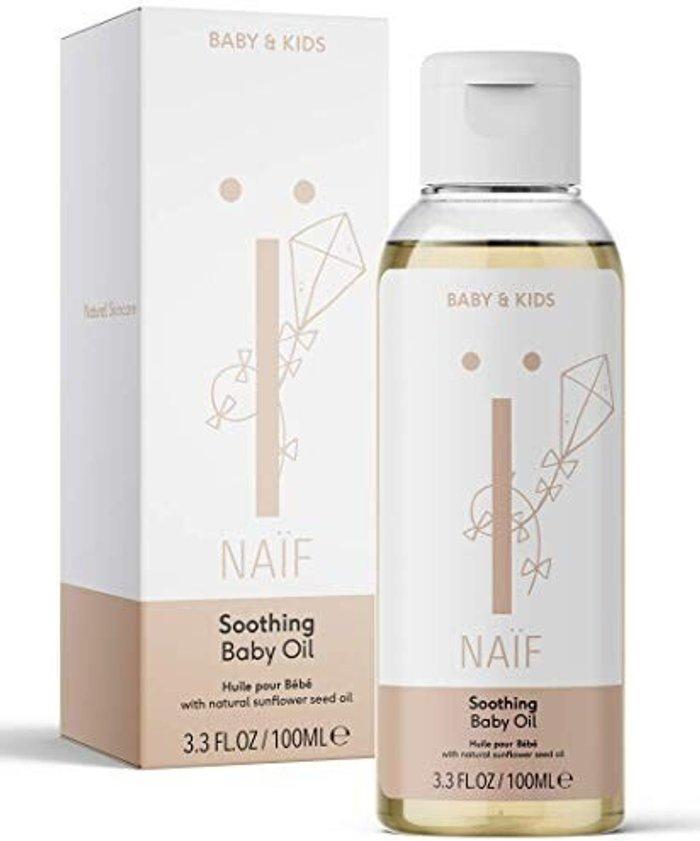 Naif NAIF Soothing Oil (100ml)