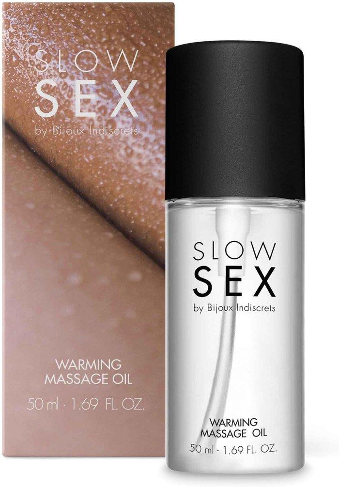 Bijoux Indiscrets Bijoux Indiscrets Slow Sex (50ml)