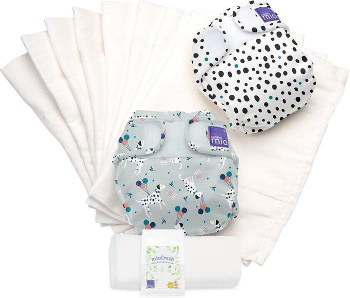 Bambino Mio Bambino Mio mioduo cloth diaper set Gr.1