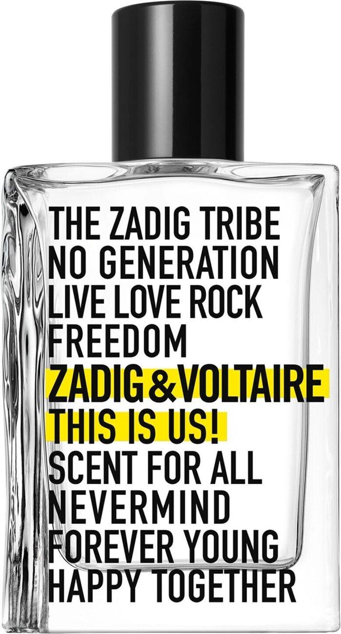 Zadig & Voltaire Zadig & Voltaire This is Us Eau de Toilette
