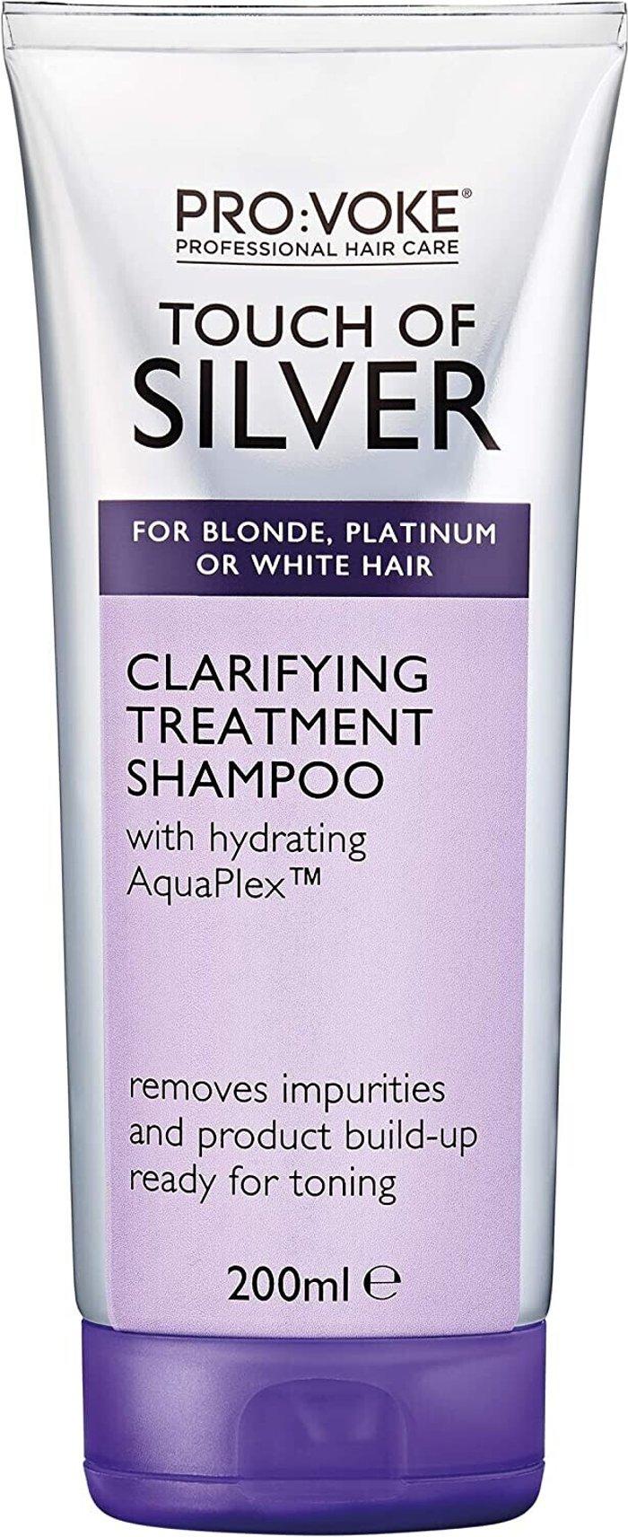 Pro Voke Pro Voke Touch Of Silver Clarifying Shampoo 200ml