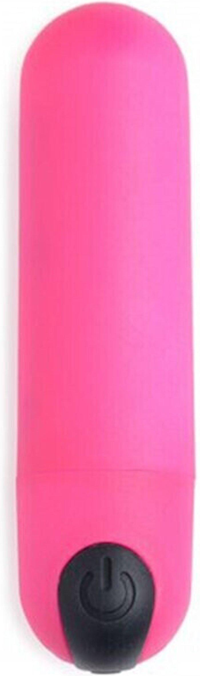 Bang! Bang! Bullet ball vibrator - pink