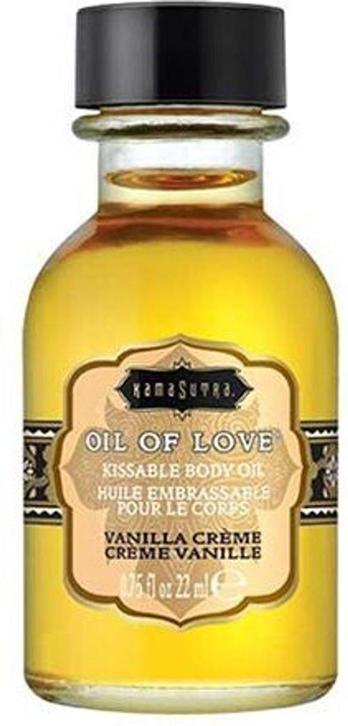 Kama Sutra Kama Sutra Oil Of Love Vanilla Cream (22ml)