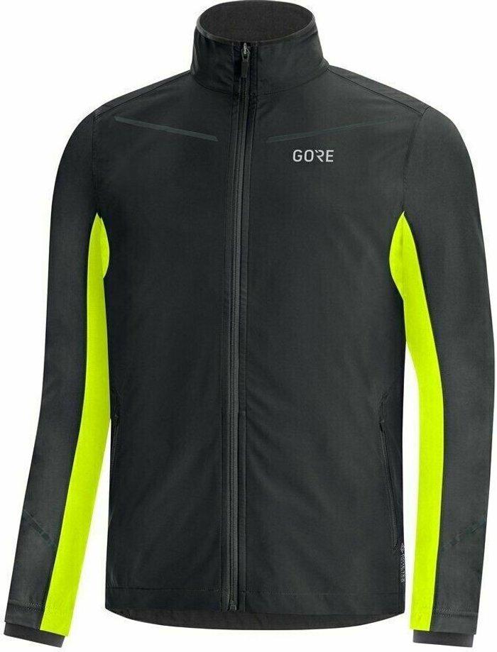 GORE Gore R3 GTX Partial Jacket (100624) yellow/black