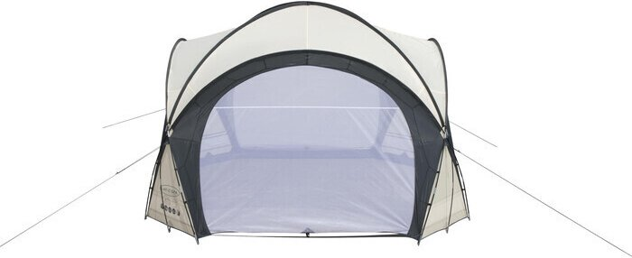 Black & grey Polyester fibre Dome Dome