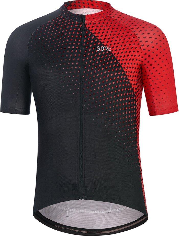 GORE Gore WEAR Flash Shirt Men (2021) black/red