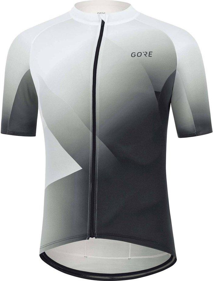 GORE Gore WEAR Fade Shirt Men (2021) white/black