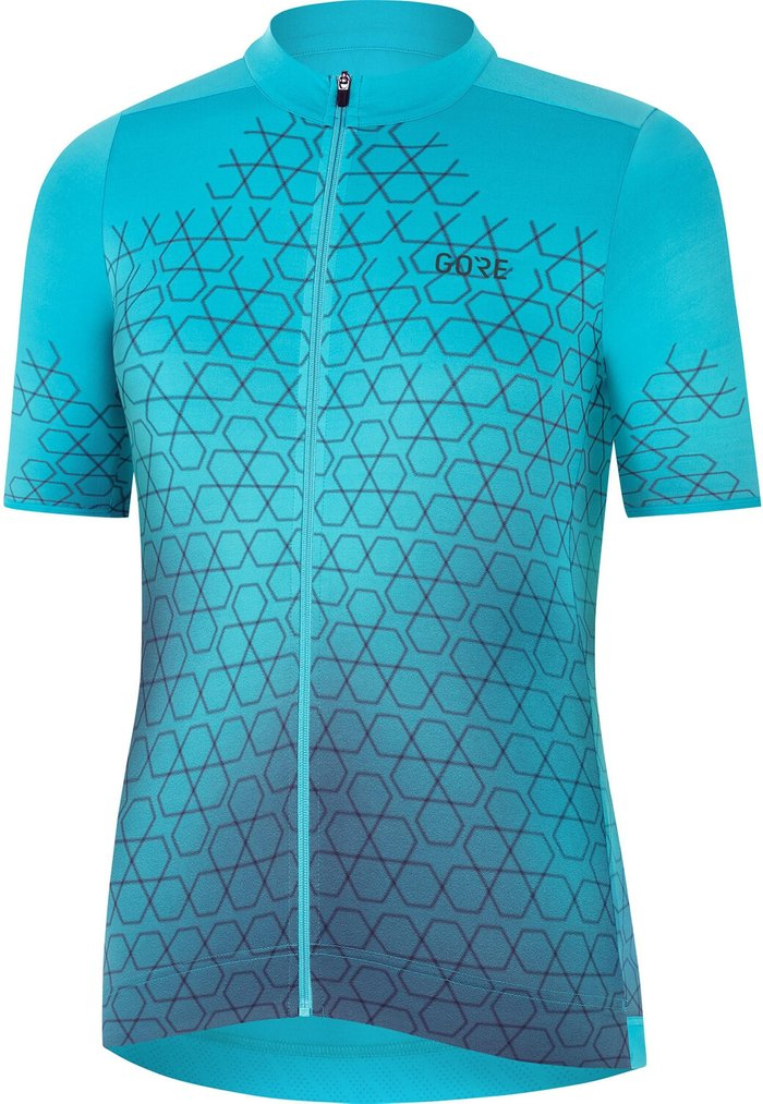 GORE Gore WEAR Curve Shirt Women (2021) scuba blue