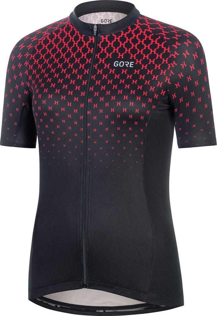 GORE Gore WEAR Hakka Shirt Women (2021) black/hibiscus pink