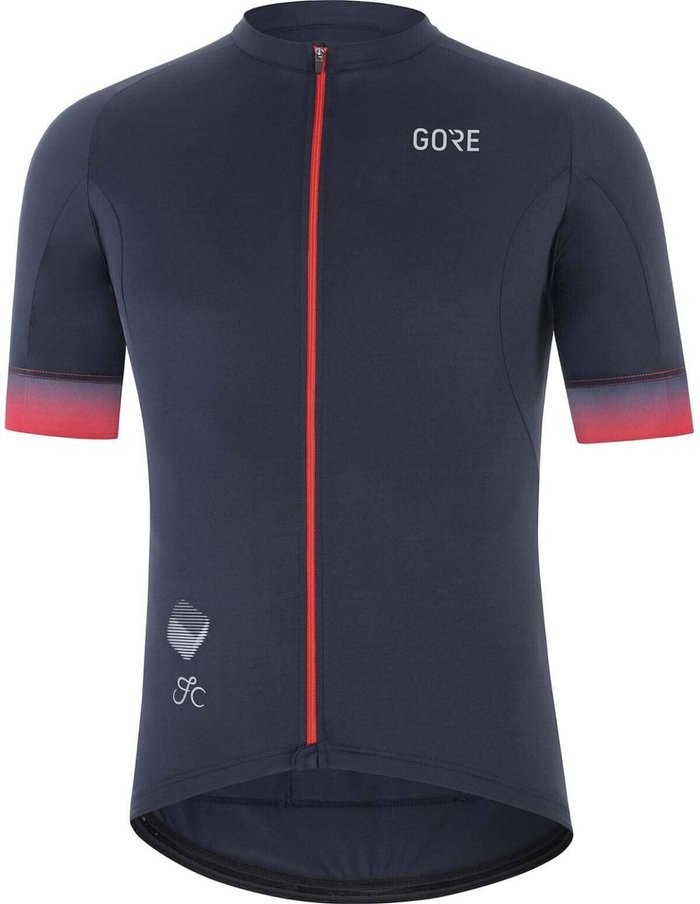 GORE Gore WEAR Cancellara Shirt Men (2021) orbit blue/red