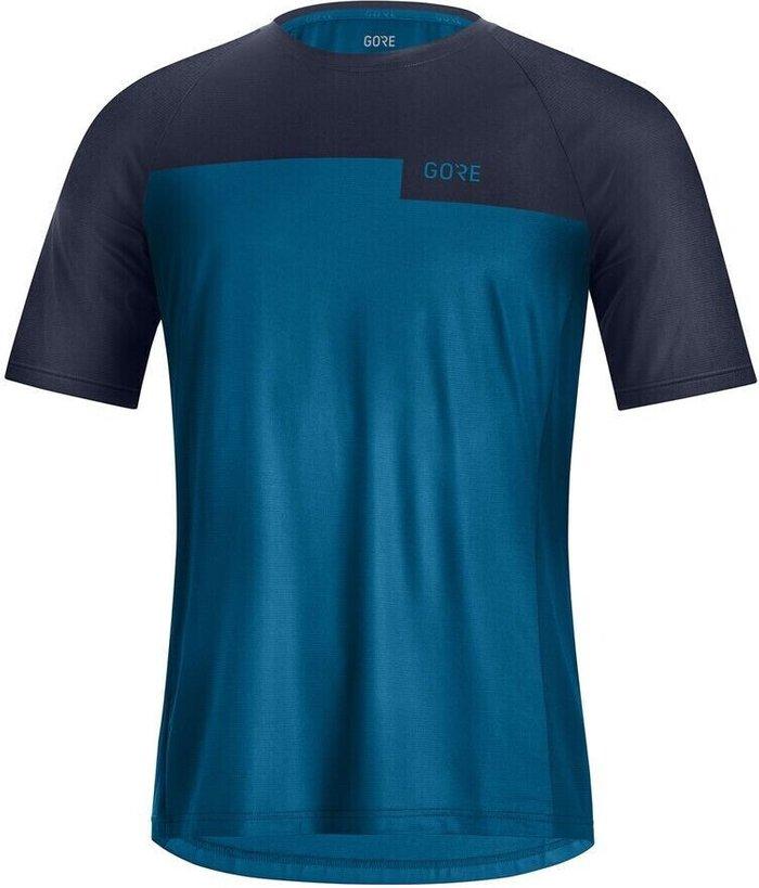 GORE Gore WEAR Trail Shirt Men (2021) sphere blue/orbit blue