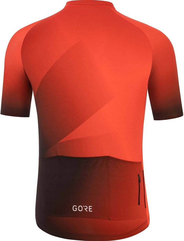 GORE Gore WEAR Fade Shirt Men (2021) fireball/black