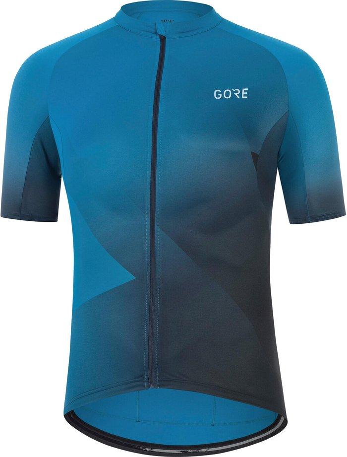 GORE Gore WEAR Fade Shirt Men (2021) sphere blue/black