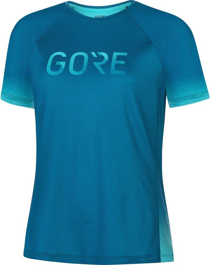 GORE Gore WEAR Devotion Shirt Women (2021) sphere blue/scuba blue