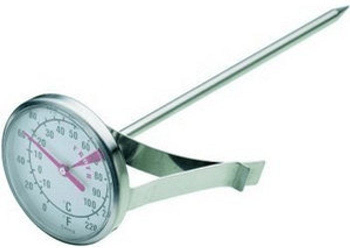 Kitchen Craft Kitchen Craft Milk Frothing Thermometer