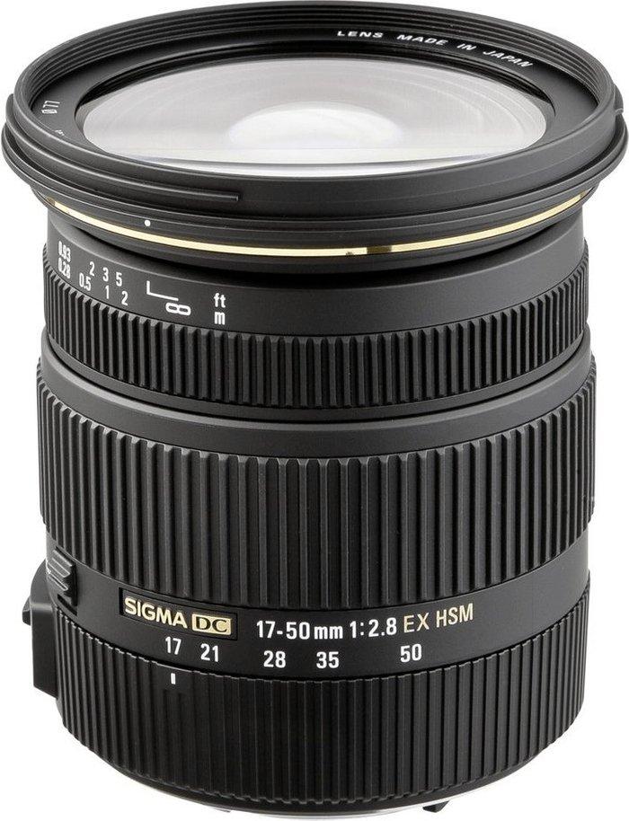 Sigma Sigma 17-50mm f/2.8 EX DC OS HSM Nikon