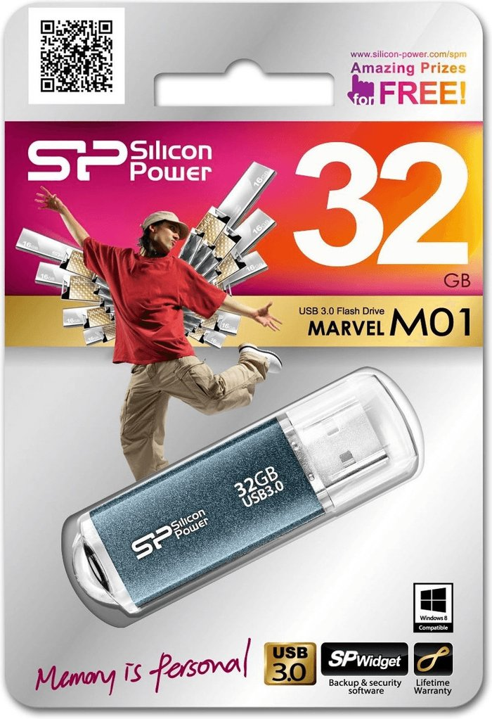 Silicon Power Silicon Power Marvel M01 32GB