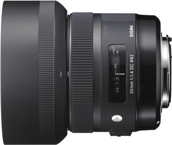 Sigma Sigma 30mm f/1.4 DC HSM Sigma