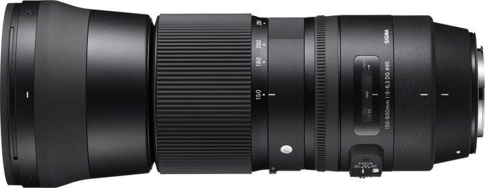 Sigma Sigma 150-600mm f/5.0-6.3 DG OS HSM Contemporary Sigma