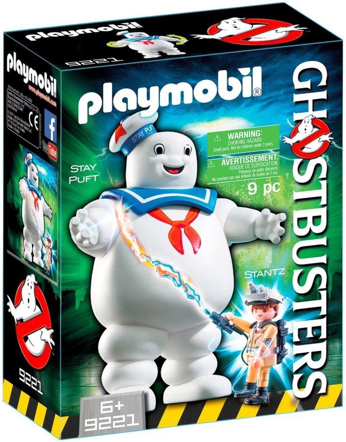Playmobil Playmobil Ghostbusters™ Stay Puft Marsmallow Man (9221)