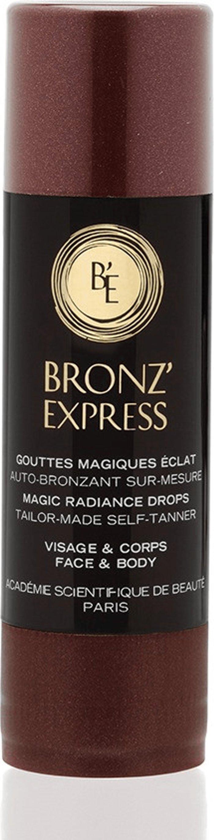 Académie Beauté Académie Beauté Bronz'Express Gouttes Magique Éclat (30ml)