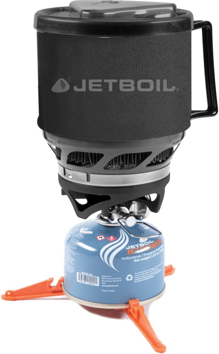 Jetboil MiniMo Personal Cooking System, Carbon