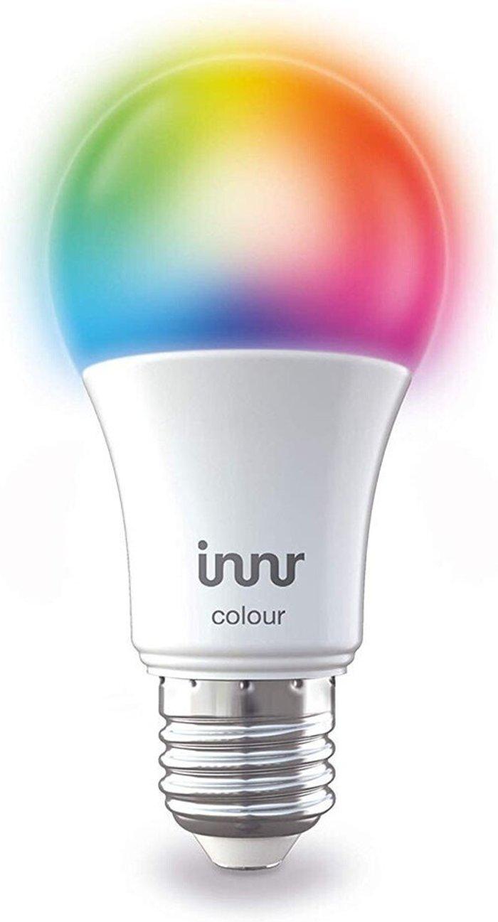 innr innr Smart LED RGBW 9,5W(60W) E27
