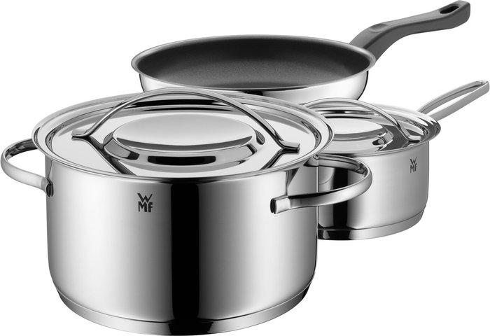WMF WMF Gala Plus Cookware Set 3