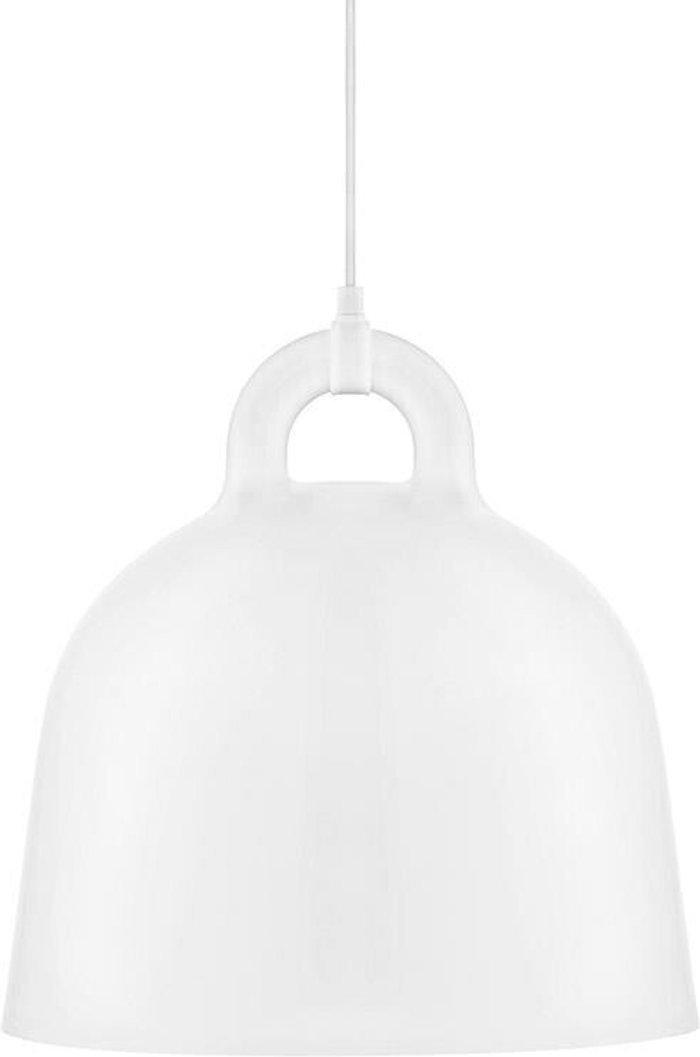 Normann Copenhagen Normann Copenhagen Bell Lamp Medium White