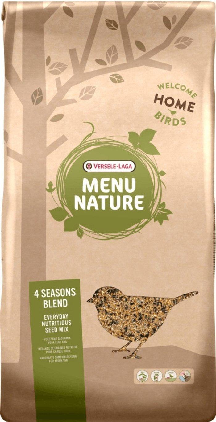 Versele-Laga Versele-Laga Menu Nature 4 Seasons Blend 4kg