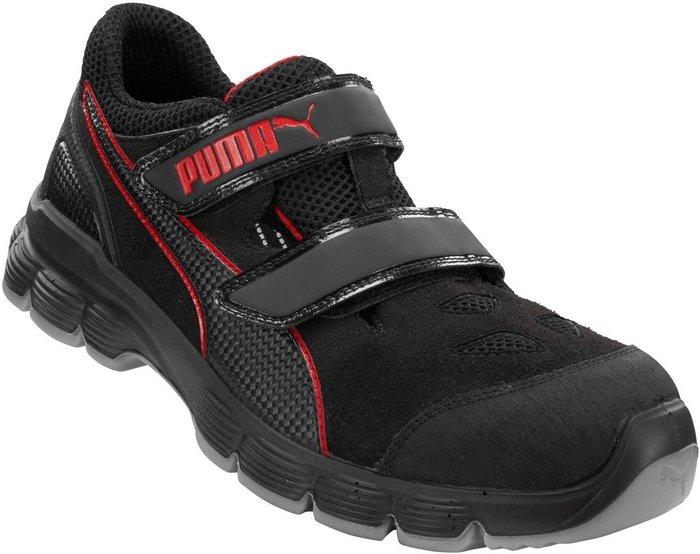 PUMA SAFETY Puma Safety Aviat Low black/red