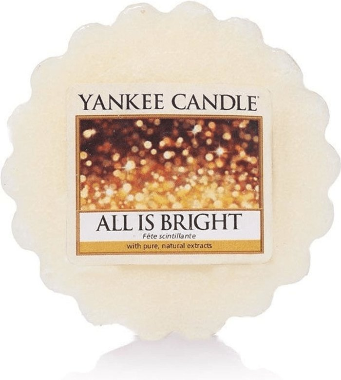 Yankee Candle Yankee Candle All is Bright  Wax Melt