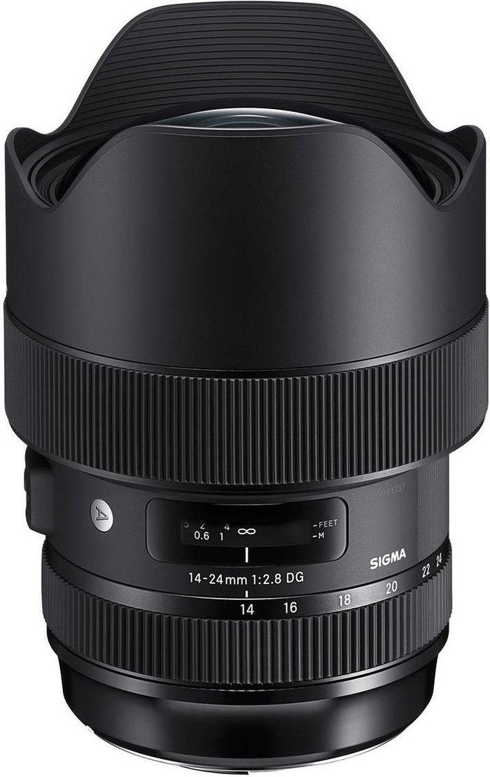 Sigma Sigma 14-24mm f2.8 DG HSM Art Canon