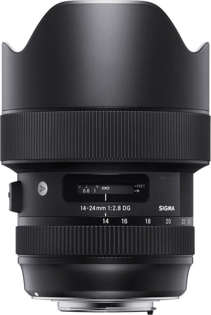 Sigma Sigma 14-24mm f2.8 DG HSM Art Nikon