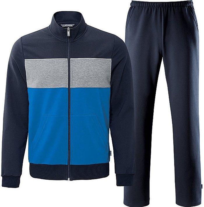 SCHNEIDER SPORTSWEAR Schneider Sportswear Blairm Tracksuit pacific/granit