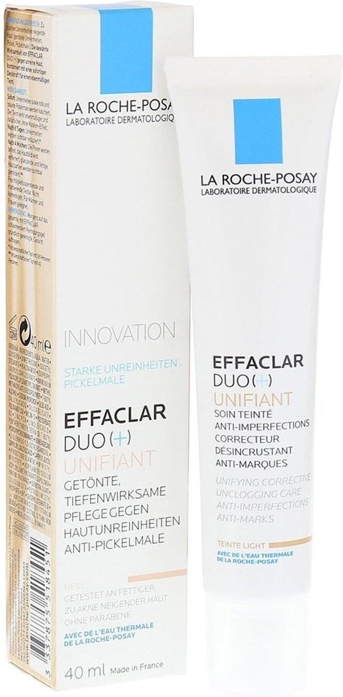 La Roche Posay La Roche Posay Effaclar Duo+ Unifiant Creme Light (40ml)