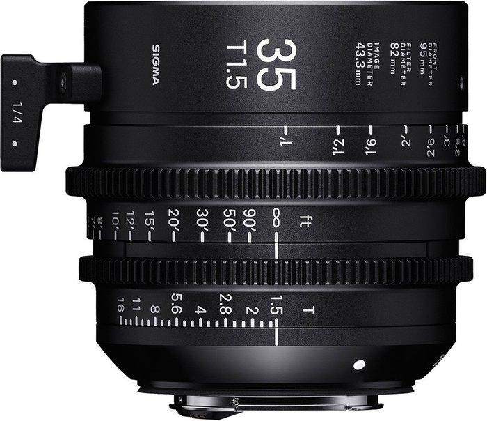 Sigma Sigma FF High Speed Prime 35mm T1.5