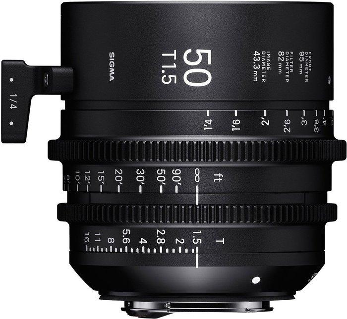 Sigma Sigma FF High Speed Prime 50mm T1.5