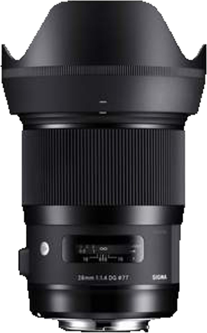 Sigma Sigma 28mm F1.4 DG HSM ART Canon