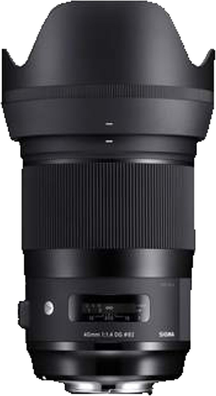 Sigma Sigma 40mm F1.4 DG HSM Art Canon EF