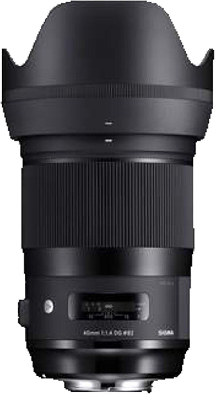Sigma Sigma 40mm F1.4 DG HSM Art Sony E