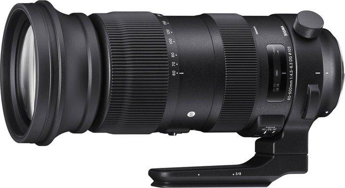 Sigma Sigma 60-600mm F4.5-6.3 DG OS HSM Sports